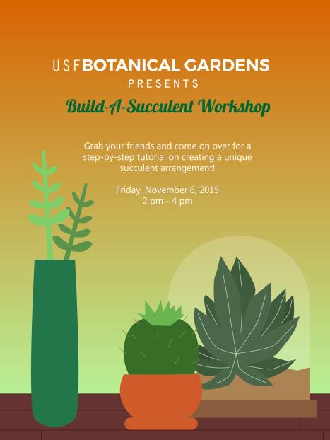 Botanical Gardens Flyer 2