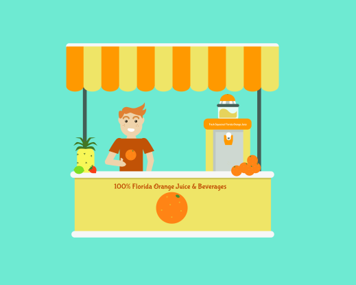 FDC Juice Stand